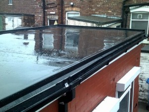 EPDM Rubber Roofing Wigan