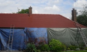 roof cleaning in manchester