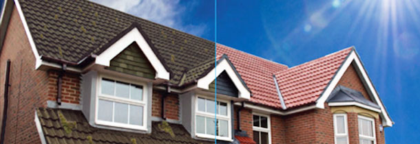 roof cleaning cheshire