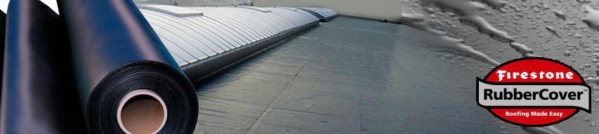 Preston EPDM Firestone roofing